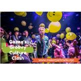 Gazza's Groovy Culture Clash - Maker Park Radio 8/10/2017