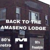 BACK TO THE AMASENO LODGE MIX 80'S RETRO FLASHBACK WITH 90'S FREESTYLE