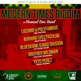 Modern Times Riddim [Promo Mix Sept. 2015$ #Infini-T Music By DJ O. ZION