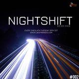 www.deepinradio.com - Nightshift #002