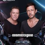 Cosmic Gate  - Ultra Music Festival Miami, A State Of Trance Festival, United States (2019