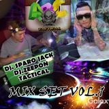 [DJ.SPARO JACK TACTICAL]  Mixset vol.1