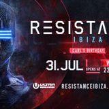 Carl Cox - Live @ Resistance (Privilege Ibiza, Spain) - 31-JUL-2018