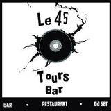 La Nique @ Le Petit Complot - 45 Tours