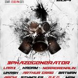 UKASH @ TECHNO WARS 2014 (POWER-BASSE 15.02.2014)