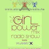 Planet X presents Girlpower Radiomixshow on Stromkraft Radio Zurich with Mandy van Dorten