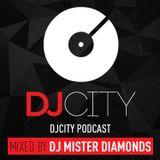Dj Mister Diamonds on Dj City!