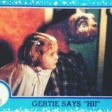 """Gertie Says """"Hi"""""""