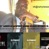 """We in Yo' House"" :Da Mixtape by JSoulonfire feat..D-Priest"