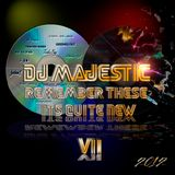 Dj Majestic -Remember These? It's Quite New VII 2012