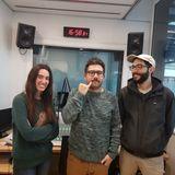El Radiocassette s04e12 Nos pusimos unas Gafas 3D para ir al Cine Nuria i ver la agenda del mes