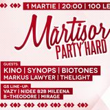 Mirage @Mărţişor: Hard Party [01.03.2014]