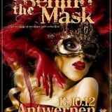 D JOSE Live Mix @ Behind the Mask (13-10-'12) Groovy, Housy, Tecky live mi
