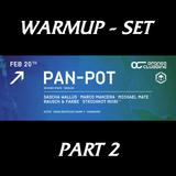 Sascha Wallus - Warmup Set ( Vor PAN POT ) Part 2 @ KISTE - 20.02.2015