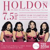 90's R&B Live Mix by OIBON at HOLD ON Vol.5 5th July 2018