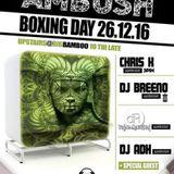 Ambush Promo Mix |26/12/2016 | Big Bamboo Coventry