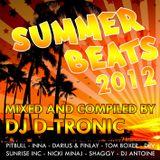 DJ D-Tronic - Summer Beats 2012