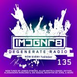 Sean Tyas - Degenerate Radio 135 (21.08.2018)