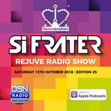 Si Frater - Rejuve Radio SHOW #25 - 13.10.18 #OSN Radio (OCTOBER 2018)