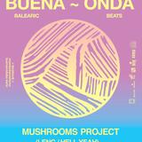 Mushrooms Project X BUENA ONDA X Musical Box MIX