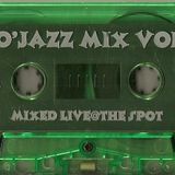 DJ WHO Presents... MO JAZZ (The Green Tape)