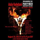 Asla Kebdani - The 12H Show on Party 103 (Opening)