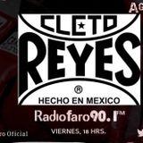 """Aguante entrevisto a """"Sr. Alberto Reyes, Director General de la marca Cleto Reyes México"""" programa t"""