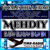 Vocal is not a crime #117 mixed by Mehdiy