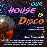 Our House is Disco #409 from 2019-10-25