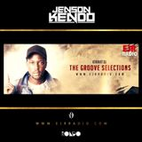 """Jenson Kendo - Xtrovet """"The Grooves Selections"""" #025"""