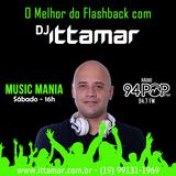 Music Mania - DJ Ittamar - 10/11/2018 - Especial Top Anos 80