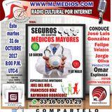 PROSPECTIVA ECONOMICA  31OCT17 SEGUROS DE GASTOS MÉDICOS MAYORES
