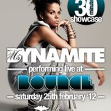 Bounce Presents Ms Dynamite Promo mix