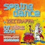 ૐ Spring Dance ૐ (Dreamspaceproject stuttgart ) par tracks vom schluss by Zeitraffa