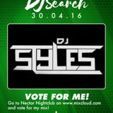 STYLES - Nectar Nightclub's DEEJAY SEARCH