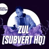 Subvert Sessions Podcast: The Lush Mix (Recorded at Lush 99.5FM Singapore, 1 July 2017)