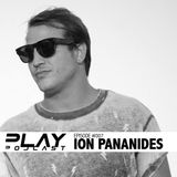 PLAY Podcast #007 (Mixed by Ion Pananides)