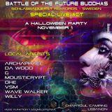 Battle of the Future Buddhas live in Lebanon 2014-11-01