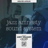 "Jazz Amnesty Sound System – #12 ""Greater Antilles"""