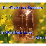 """The Festival of Passover 2016 Pt1 """"the Passover Lamb"""" plus Prophecy News Hour"""