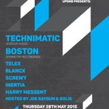 Boston & Technimatic Promo Mix