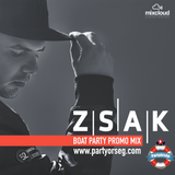 BOAT PARTY PROMO MIX (MIXED BY ZSAK) www.partyorseg.com