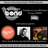 Guest-Heavy Edition of WIB Rap Radio with Ngajuana, Chris Jay, and Rel McCoy