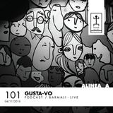 Alinea A #101 Gusta-vo (Barmali)