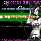 DJ DANNY SESSION REMEMBER 90'S @ DISCOTECA ELOOU ( MATARÓ ) 26-4-2013