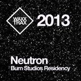 [2013] Burn Studios Residency - Neutron
