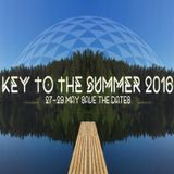 Key to the summer 2016 - Promo Mix