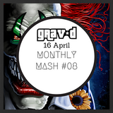 Monthly Mash #08 (2016 April)