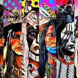 Around The Globe - Live radio show # 2 | Huicholes y Caboclos