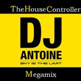 Dj Antonie - Sky is The Limit (TheHouseControllers Megamix)